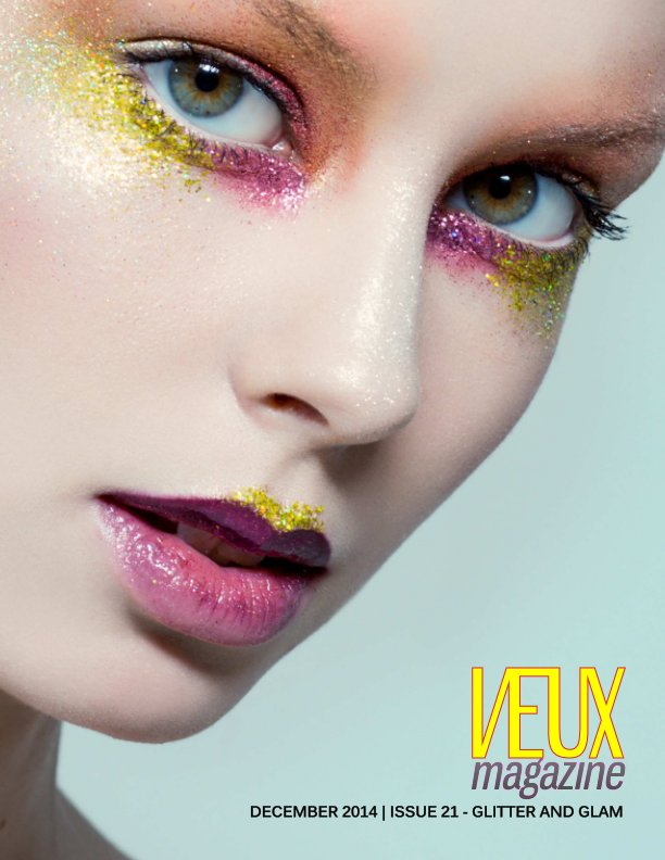 View Issue 21 Glitter and Glam - Glitter Cover by AVW Publishing