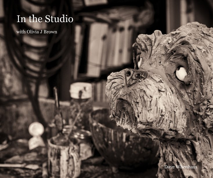 View In the Studio by Dave Whenham