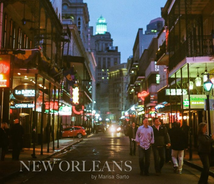View New Orleans by Marisa Sarto