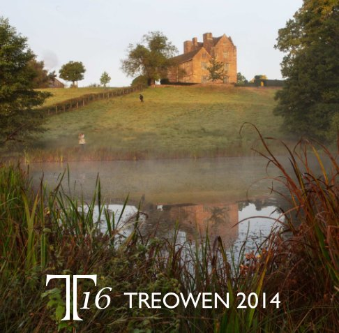 View T16 Treowen Book by Ian Angus and Michael Vogt