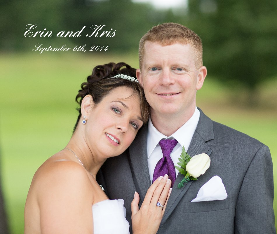 View Erin and Kris September 6th, 2014 by Greg Nesbit Photography