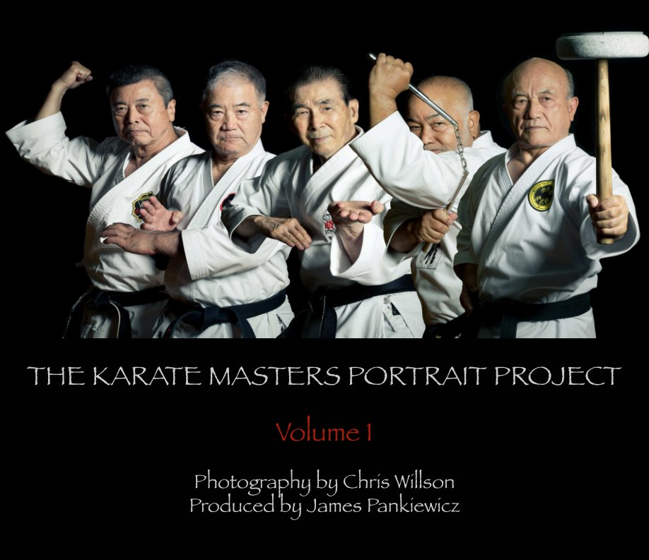 View Karate Masters Portrait Project by Chris Willson