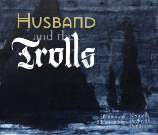 Husband and the Trolls book cover
