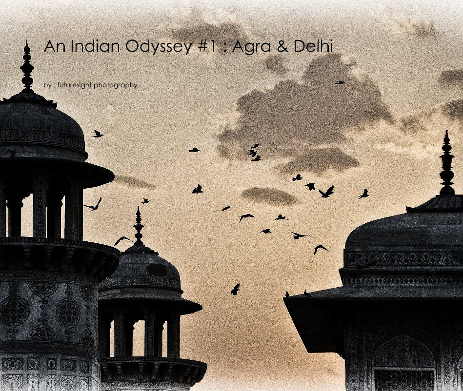 View An Indian Odyssey #1 : Agra & Delhi ( Revised Version ) by : futuresight photography
