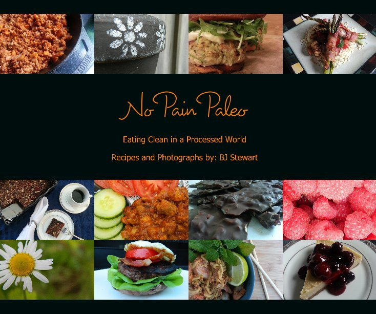 View No Pain Paleo by Recipes and Photographs by: BJ Stewart