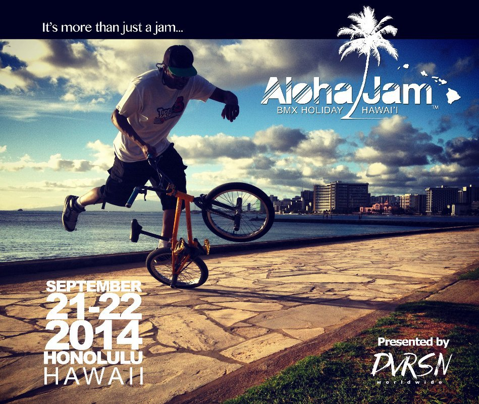 View Aloha Jam 2014 by Bobby Carter
