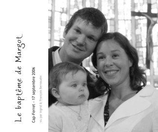 Le baptême de Margot book cover