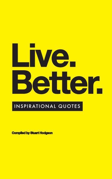 Livebetter Inspirational Quotes About Life Door Stuart