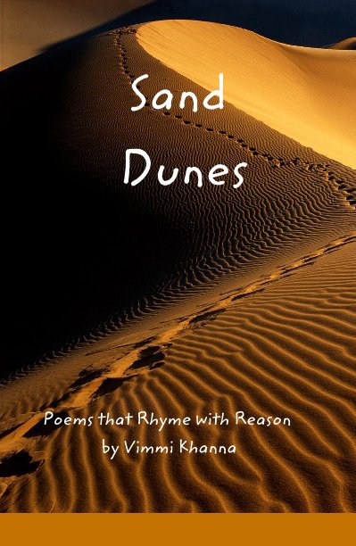 Sand Dunes by Vimmi Khanna | Blurb Books UK