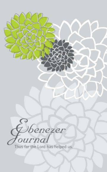 View Ebenezer Journal (Women's Dahlia Prayer Journal) by Aaron Miller, Amy Miller