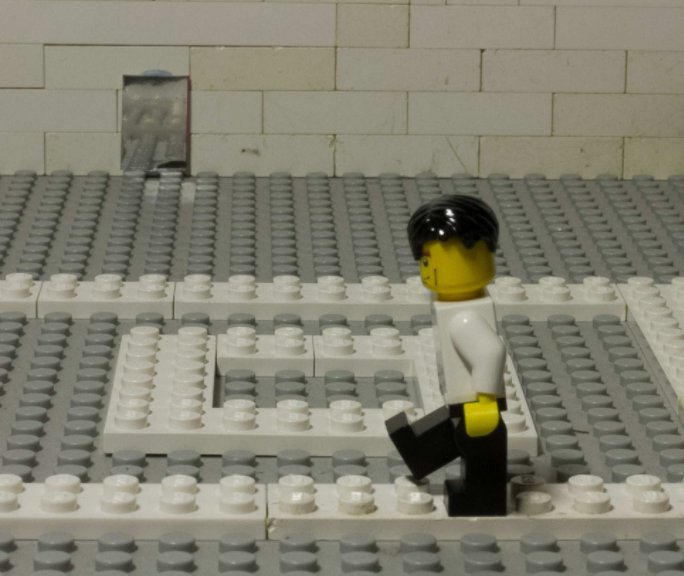 View LEGO Bruce Walking by AD Pawley