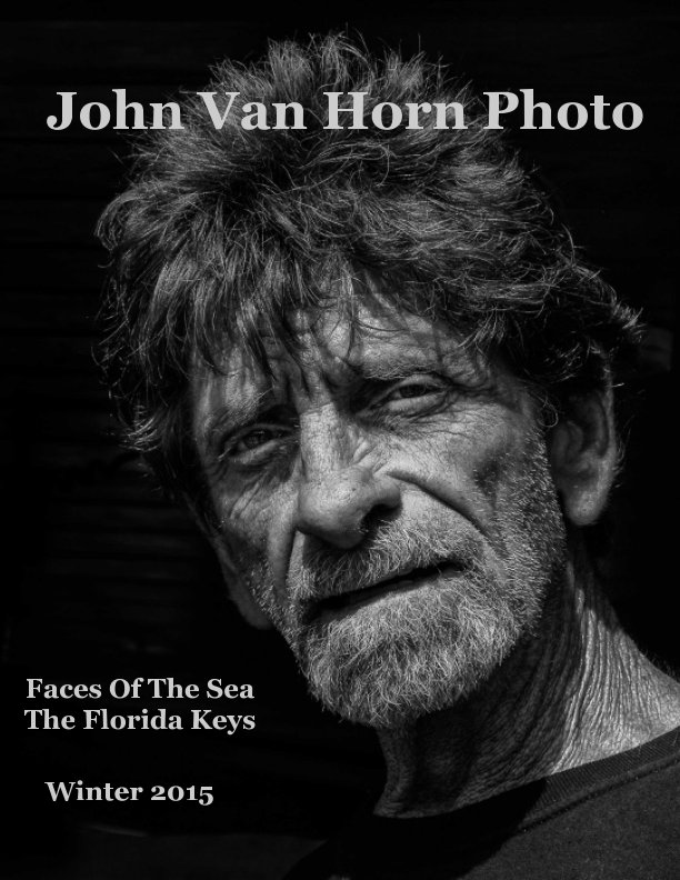 View Faces Of The Sea, The Florida Keys by John Van Horn