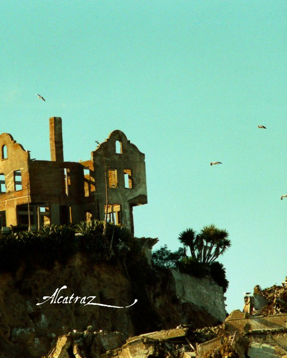View Alcatraz by Ethel Jimenez