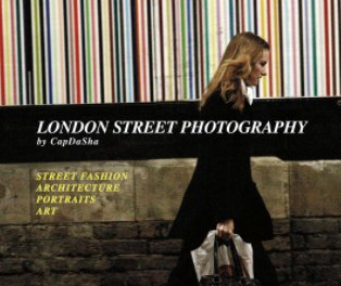 London Street Photography book cover