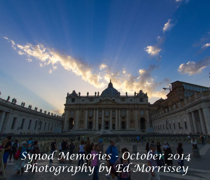 View Synod Memories by Ed Morrissey