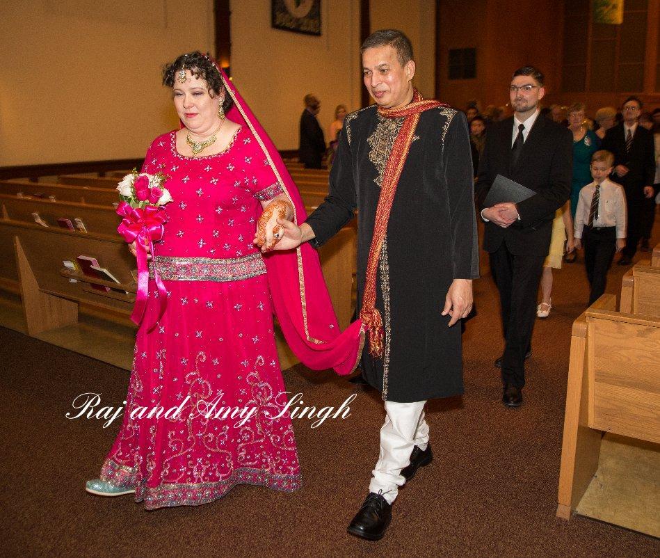View Raj and Amy Singh by Grace Pitzer
