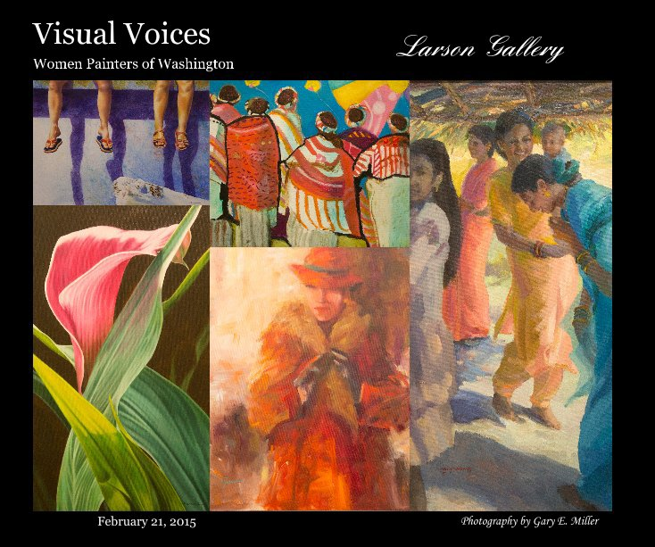 View Visual Voices by Gary E. Miller
