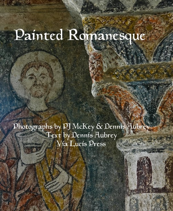 View Painted Romanesque by Via Lucis Press