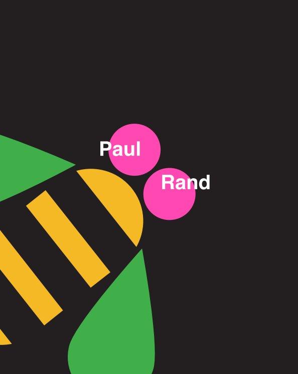 View Paul Rand by Isaiah Cardona