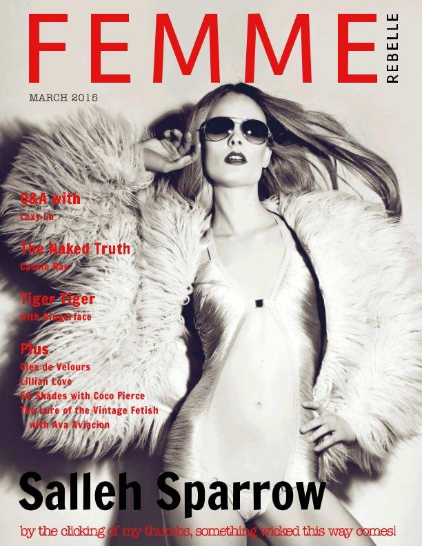 View Femme Rebelle Magazine - March 2015 by Nicola Grimshaw-Mitchell