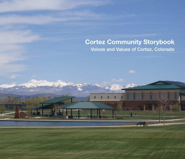 View Cortez Community Storybook, hardcover by Darcy Varney Kitching and Victoria Berkley