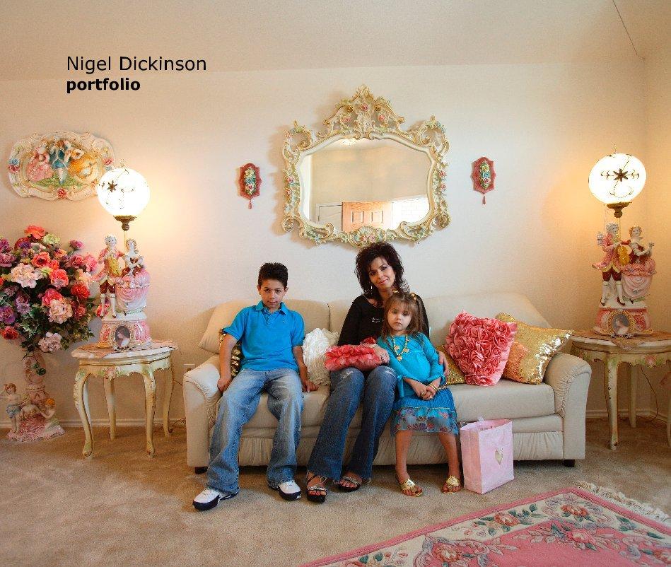 Nigel Dickinson portfolio (2015) nach Nigel Dickinson anzeigen