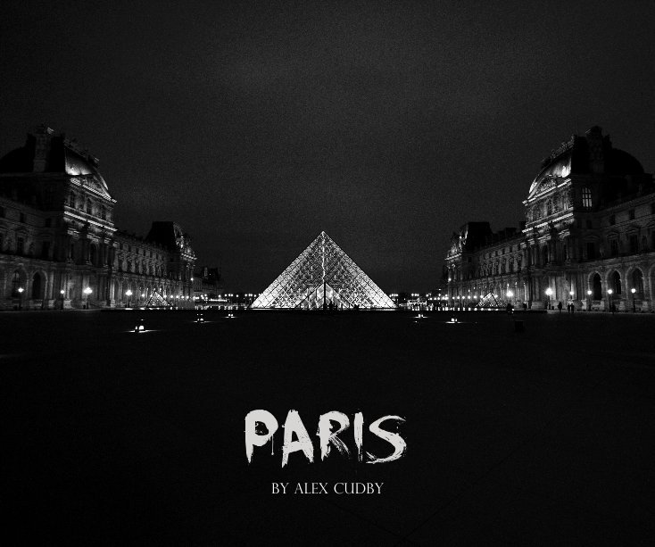 View Paris by Alex Cudby
