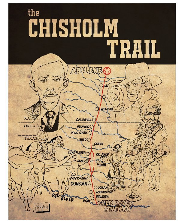 View The Chisholm Trail by Aaron Mallard - Chisholm Trail Heritage Center
