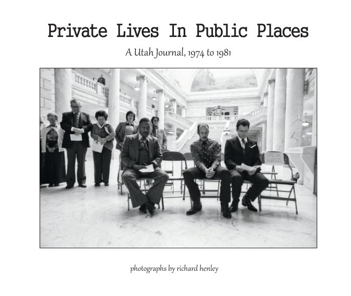 View Private Lives In Public Places by henleygraphics